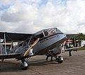 De Havilland DH 84 Dragon G-ECAN wheeled out onto the runway 2 (5922573695).jpg