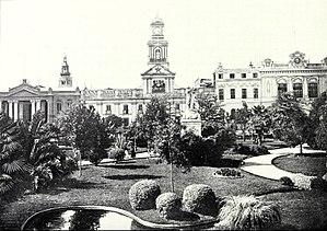 De Plaza de Armas te Santiago