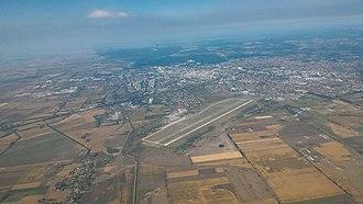 Debrecen International Airport - Image: Debrecen apt