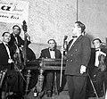 Debrecen 1955, zenészek. - Fortepan 7108.jpg