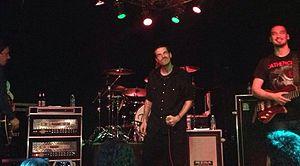 Taproot (band) - Dec 2013 Birmingham, AL