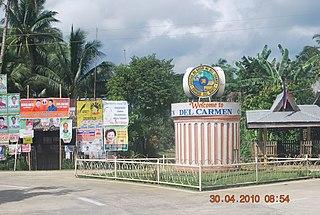 Del Carmen, Surigao del Norte Municipality in Caraga, Philippines