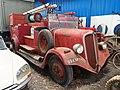 Delahaye Fire Engine '924 AP 62' Sapeurs Pompiers Ville de Therouanne, Musée de l'Epopée de l'Industrie et de l'Aéronautique, pic 1.JPG