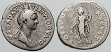 Flavia Domitilla Wife Of Vespasian And Mother Us Domitian