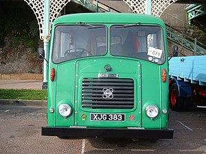 Dennis Specialist Vehicles - Dennis Pax flatbed truck