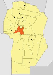 Santa María Department, Córdoba Department in Córdoba, Argentina