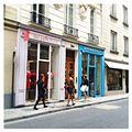 Des Petits Hauts & Monsieur Poulet, Rue de Sévigné, Paris 2012.jpg