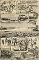 Diccionario enciclopedico hispano-americano de literatura, siencias y artes. Edicion profusamente ilustrada con miles de pequeños grabados intercalados en el texto y tirados aparte, que reproducen las (14760969534).jpg