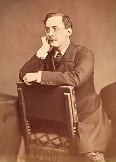 Charles Dickens Jr. son of Victorian-era novelist Charles Dickens