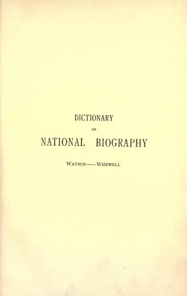 File:Dictionary of National Biography volume 60.djvu