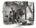 Die kleinen Sperlingsfänger. Nach seinem Gemälde für das Daheim gezeichnet von H. Werner.png