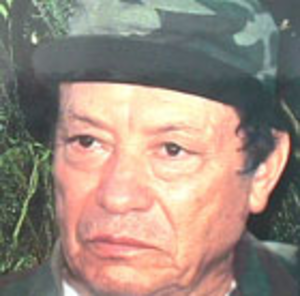 Manuel Marulanda - Image: Dinotirofijo