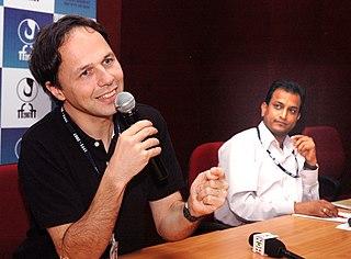 Denis Dercourt French film director