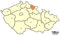 District Trutnov in the Czech Republic.png