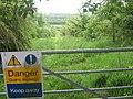 Disused Quarry near Little Hook Farm - geograph.org.uk - 1325555.jpg
