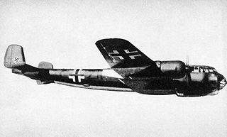 Dornier Do 217 1940 bomber aircraft family by Dornier