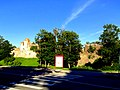 Dobele castle ruins - panoramio.jpg