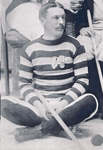 Dolly Swift - Swift with the Quebec HC in 1894.