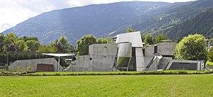 Günther Domenig - 'Steinhaus' at Lake Ossiach