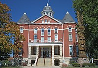 Doniphan County Courthouse Troy Kansas