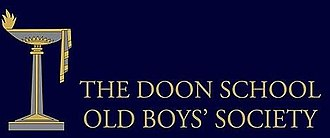 Old boy network - Logo of The Doon School Old Boys' Society.
