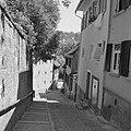Doorkijkje naar de Kocher in Schwäbisch Hall, Bestanddeelnr 254-4507.jpg