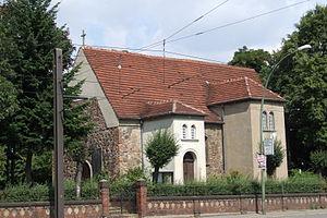 Alt-Hohenschönhausen - Image: Dorfkirche Hohenschönhausen 04