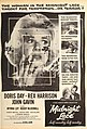 Doris Day, Rex Harrison, John Gavin - Midnight Lace, 1960.jpg