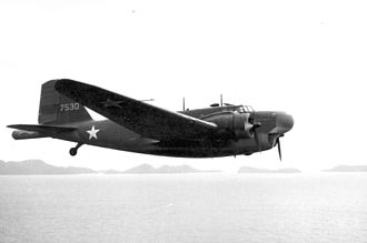 I Bomber Command - Image: Douglas B 18B (SN 37 530, originally a B 18A) with the MAD tail boom 061128 F 1234S 023
