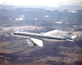 McDonnell Douglas - Douglas DC-8