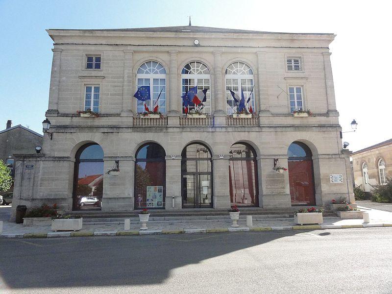 Doulaincourt, la mairie