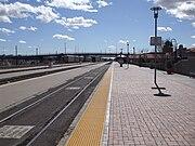 Downtown Albuquerque stn look south