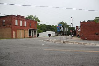 Siloam, Georgia Town in Georgia, United States
