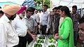 Dr. B S Dhillon VC of PAU at Farmers Meet Ballowal Saunkhri 02.jpg