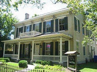 National Register of Historic Places listings in Butler County, Ohio - Image: Dr. William S. Alexander House