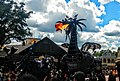 Dragon Fire at Magic Kingdom - panoramio.jpg