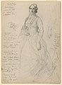 Drawing, Mrs. Rutherford B. Hayes, December 21, 1880 (CH 18346529).jpg
