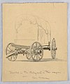 Drawing, Study of Covered Wagons, 1871 (CH 18369109).jpg