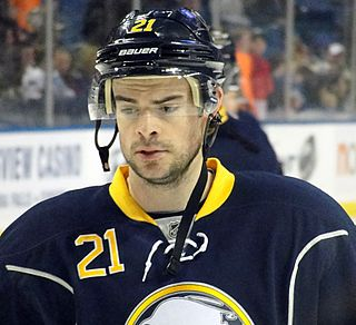 Drew Stafford American ice hockey player