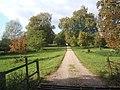 Driveway to Coddenham House - geograph.org.uk - 583223.jpg