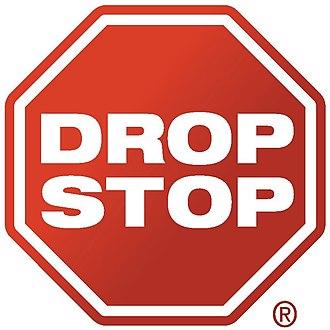 Drop Stop - Image: Drop Stop logo