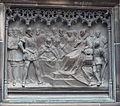 Duke of Buccleuch Statue Pedestal detail 03.JPG