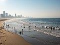 Durban beach front, KwaZulu Natal, South Africa (20513388825).jpg
