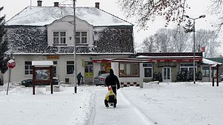 Đurđenovac Municipality in Osijek-Baranja, Croatia