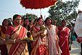 Durga Idol Immersion Procession - Baja Kadamtala Ghat - Kolkata 2012-10-24 1467.JPG