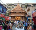 Durga Puja Pandal - Singhi Park - Ramani Chatterjee Road - Kolkata 2014-10-02 8988-8989.TIF