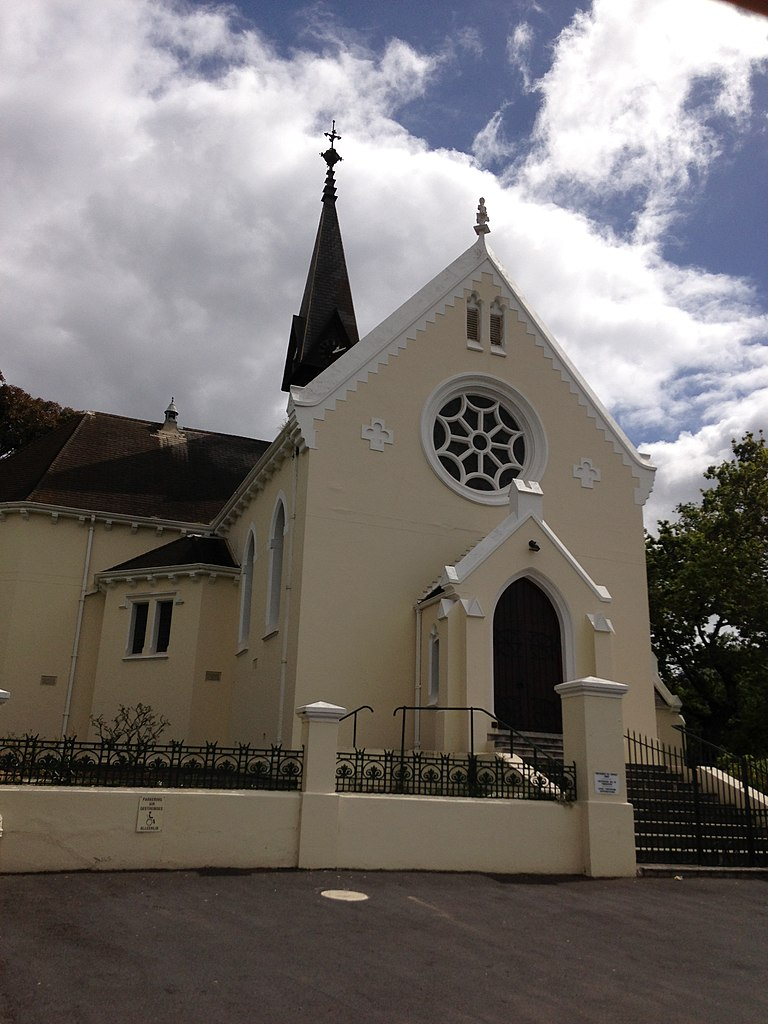 File Dutch Reformed Church Carr Hill Road Wynberg Jpg Wikimedia Commons