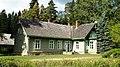 """Dzelzamurs """"hunters"""" house (~AD 1870) - panoramio.jpg"""