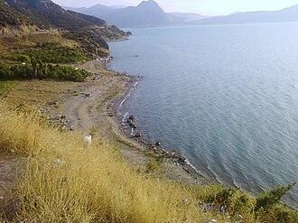 Lake Eğirdir - Lake Eğirdir