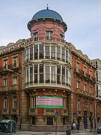 Ensanche de vitoria wikipedia la enciclopedia libre - Apartamentos irenaz en vitoria ...